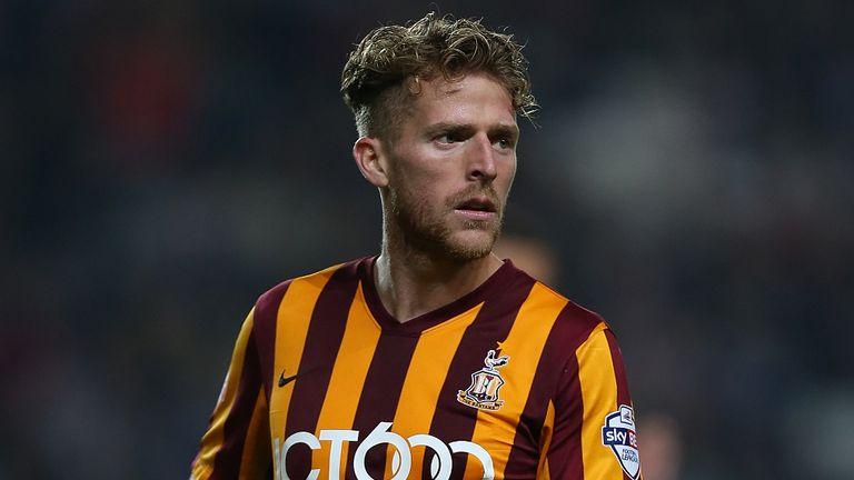 Former Bradford striker Billy Clarke is understood to be training with Bolton