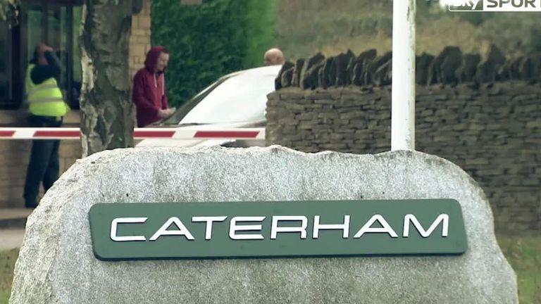 Caterham: Formula 1 team have made 230 staff redundant