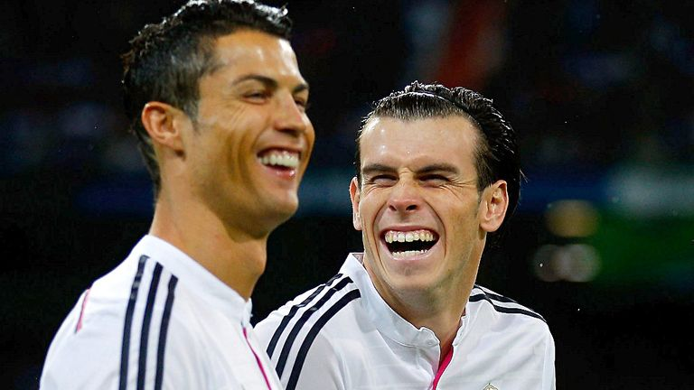 Cristiano Ronaldo urges Real Madrid fans: Don't boo Bale