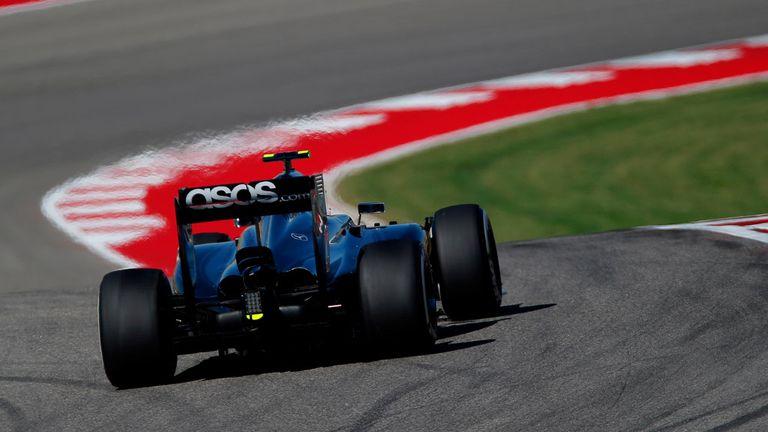 McLaren again slipped down the order