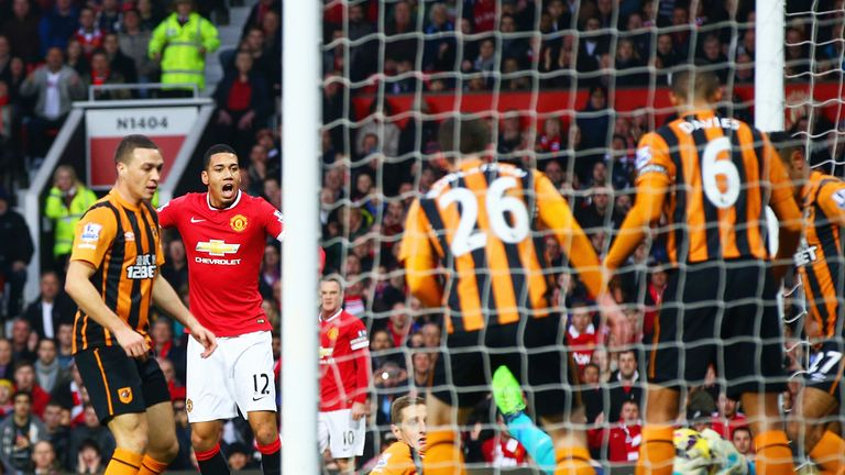 Niall Quinn was impressed with Chris Smalling's display.