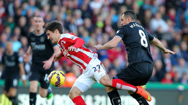 Burnley and Stoke will share the spoils at Turf Moor on Saturday afternoon, says Merse