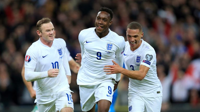 Danny Welbeck: Two goals