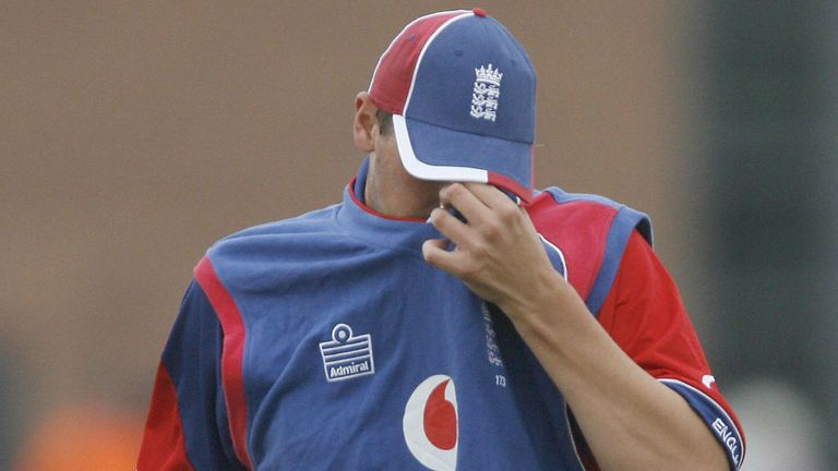 Steve Harmison went for 97 runs off his 10 overs in 2006