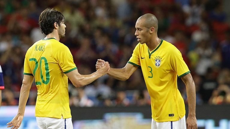 Kaka: Faded at Real Madrid
