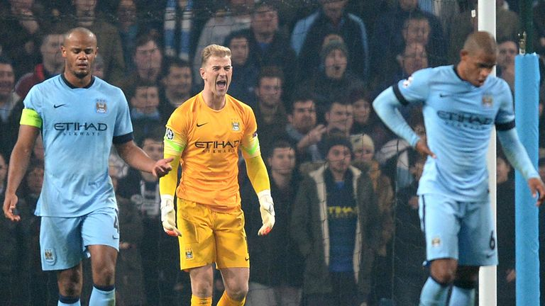 Manchester City: Reliant on other results to make it through to last 16