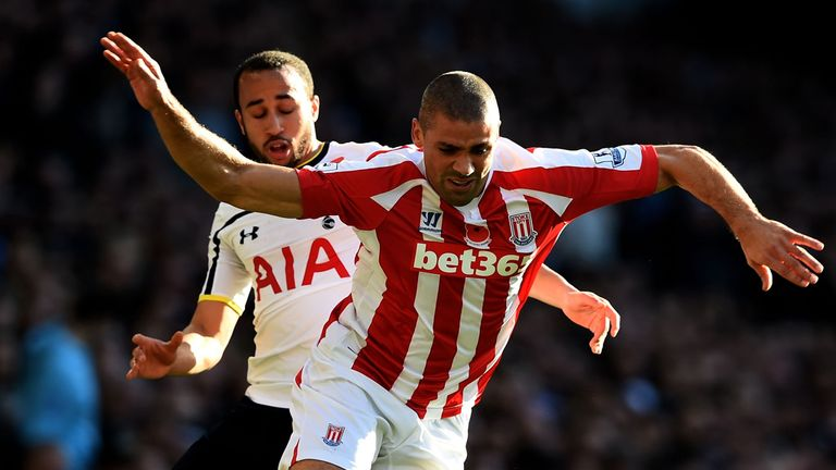 The Potters will get the better of Spurs at the Britannia, says Merse