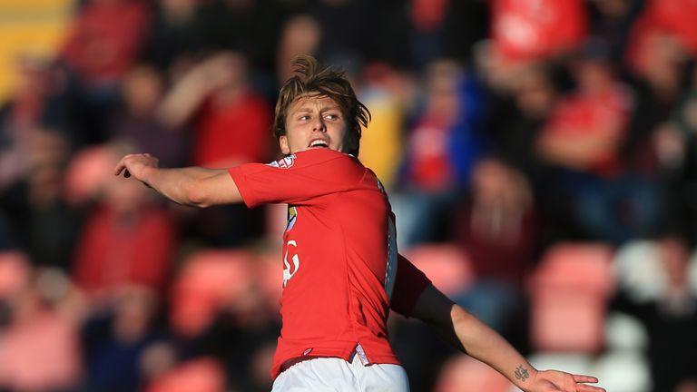 Luke Freeman: One of five Bristol City players named
