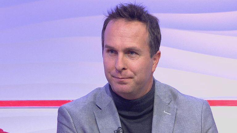 Michael Vaughan: Downton's departure was 'inevitable'