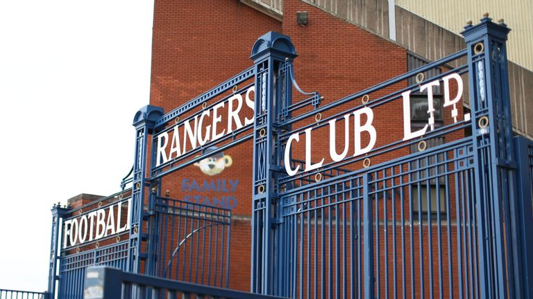 Ibrox: Laxey Partners sells stake in Rangers