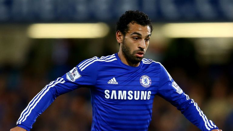 Chelsea didn't see the best of Salah during his spell at Stamford Bridge