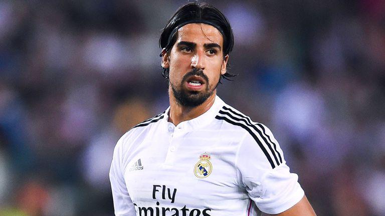Sami Khedira: Dropped down the pecking order in Madrid