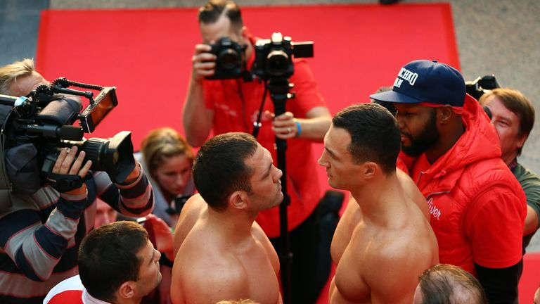 Wladimir Klitschko will put his IBF, WBO, WBA and IBO titles on the line against Pulev
