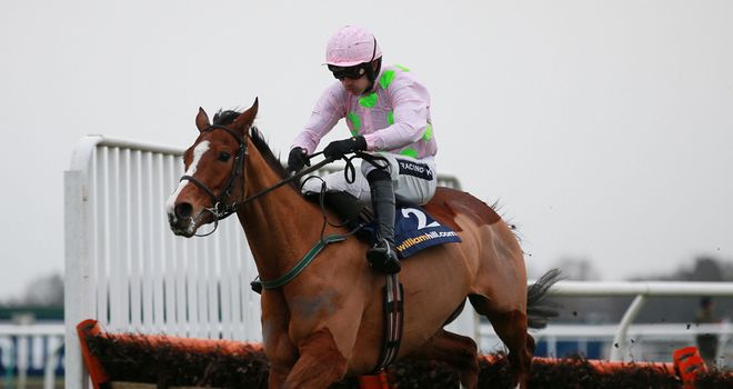 Faugheen is a brilliant winner of the Christmas Hurdle