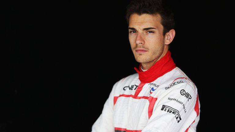 Jules Bianchi: Remains in a coma