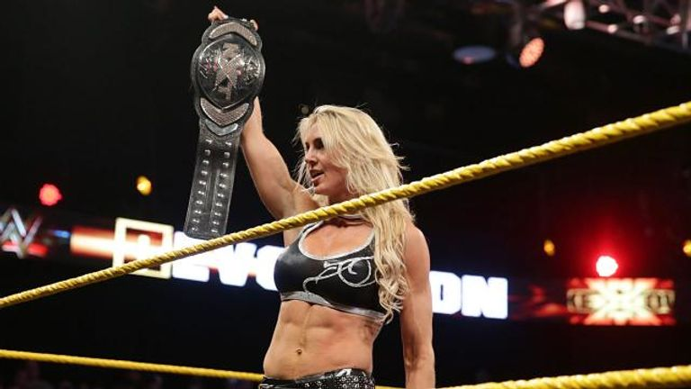 Charlotte, the daughter of the legendary Ric Flair, remains NXT Women's Champion