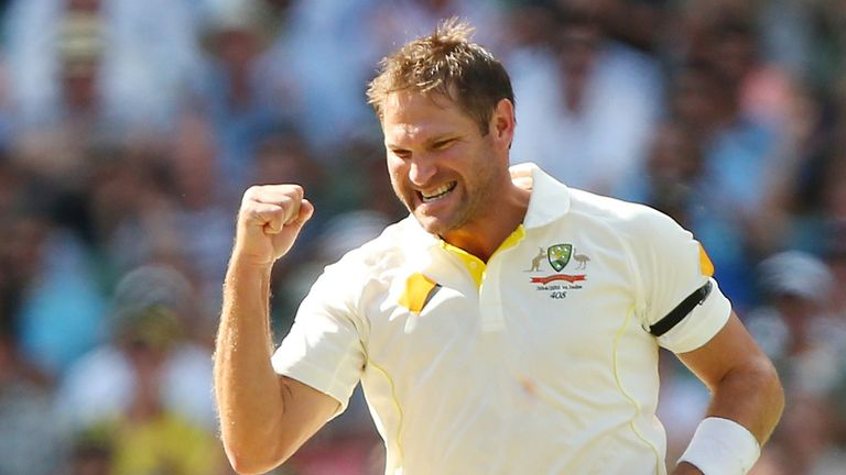 Ryan Harris: In no rush to hang up his boots