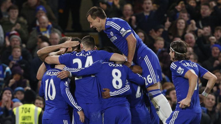 With a difficult trip to Stoke, and City narrowing gap at the top, Chelsea have to prove their worth