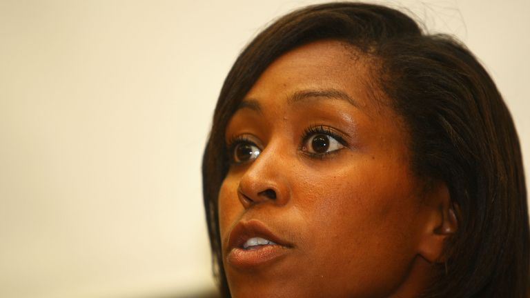 Ebony Rainford-Brent: World Cup and Ashes winner