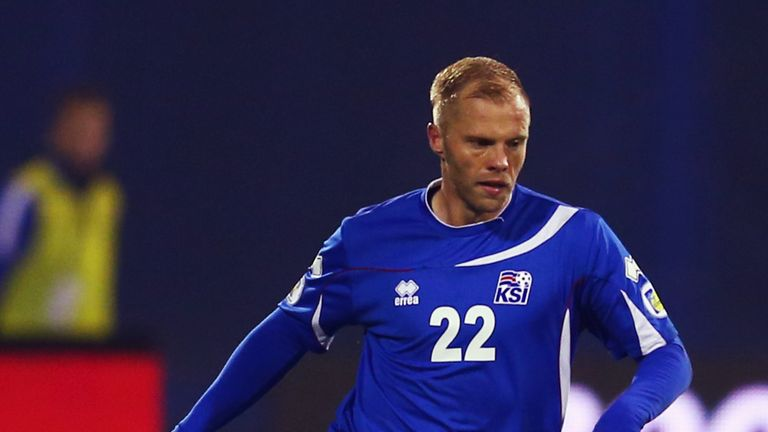 Eidur Gudjohnsen: The Icelander is poised to begin a second spell with Bolton Wanderers.