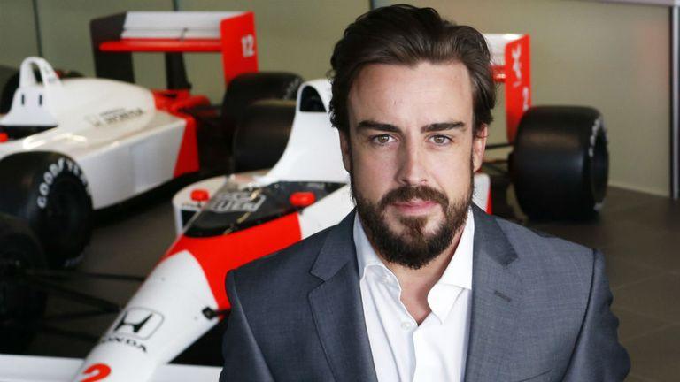 Fernando Alonso: Back at McLaren