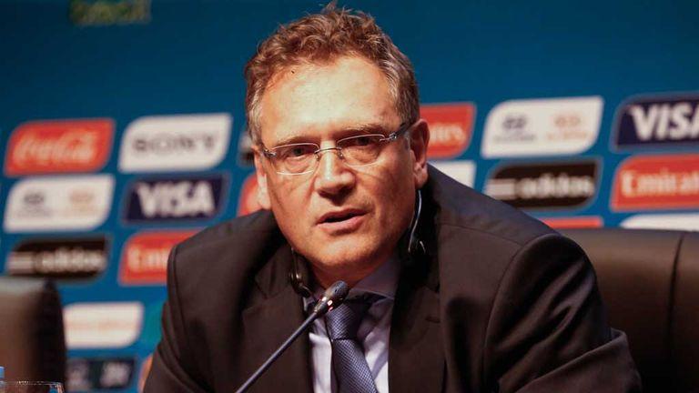 Jerome Valcke: FIFA general secretary since 2007