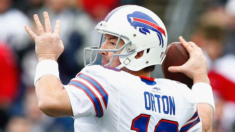 NFL: Kyle Orton calls time on career after big final year with ...
