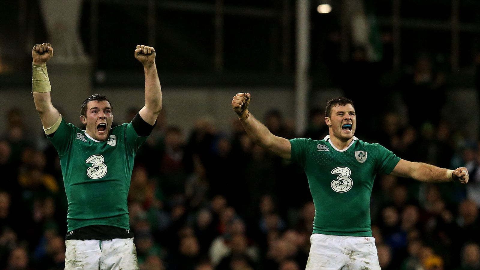 bd3d53b84b Ireland centre Robbie Henshaw expects tough Six Nations test against Wales