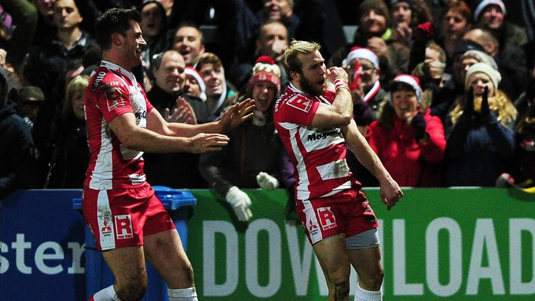 Dan Robson: Heading to Wasps from Gloucester