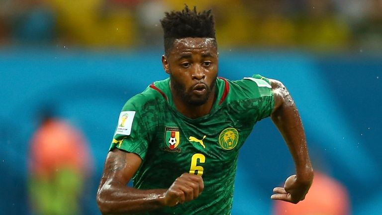 Alex Song: Axed by Cameroon