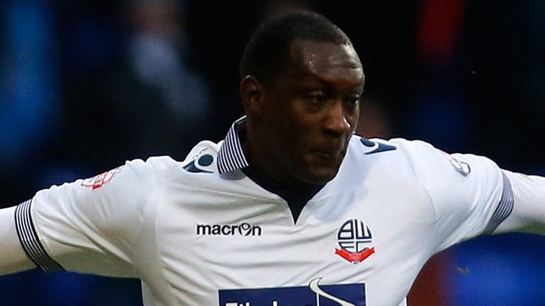 Emile Heskey can make a difference for Bolton this season.