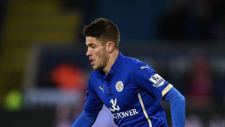 Leicester new-boy Andrej Kramaric