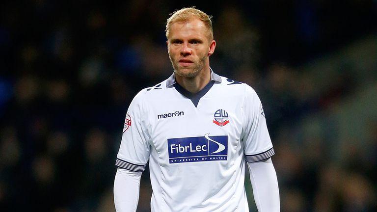 Eidur Gudjohnsen: Equalised for Bolton