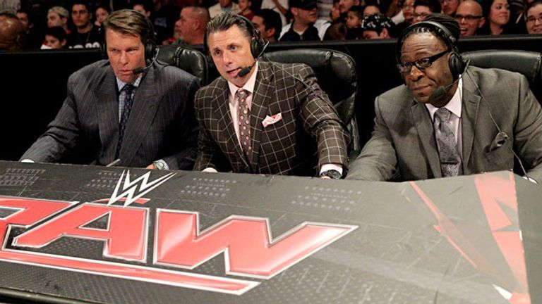 Booker T (R) will be on Raw every week