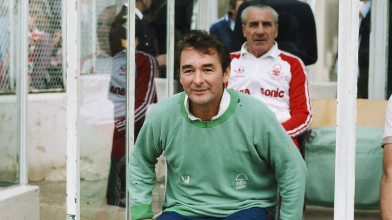 Brian Clough in quotes: Fifteen of the legendary manager's