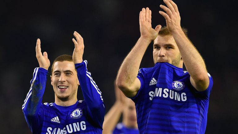 Merse believes Chelsea beating Villa is a formality