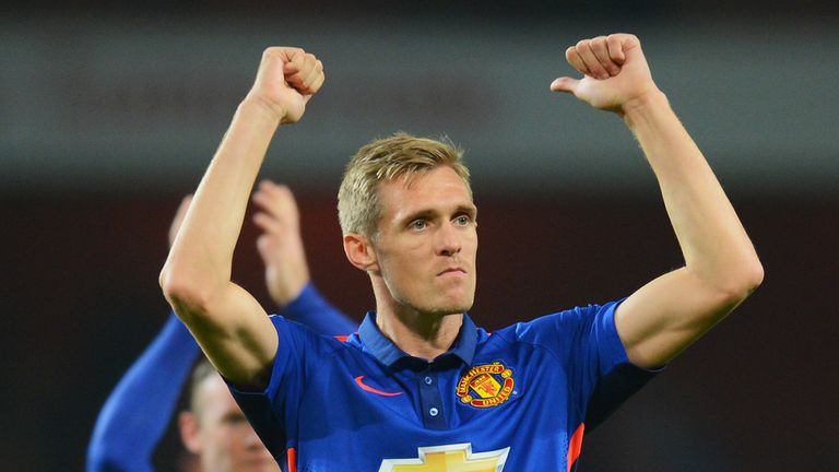 0e6c371cb Darren Fletcher deserves to be treasured by Manchester United supporters  after his lengthy service to the club