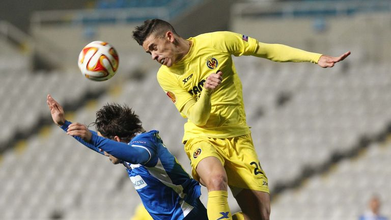 Gabriel Paulista requires a work permit to sign for Arsenal