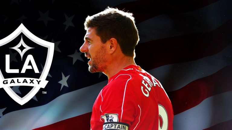 ecee6bddef9 Steven Gerrard: What he can expect to find when he arrives at LA Galaxy in  Major League Soccer