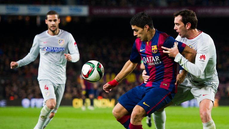 Barcelona fans like the work Suarez does for the team, but he needs more goals
