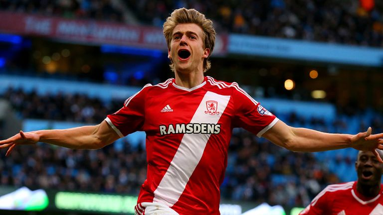 Patrick Bamford: Won Football League Sky Bet Championship's Player of the Year award