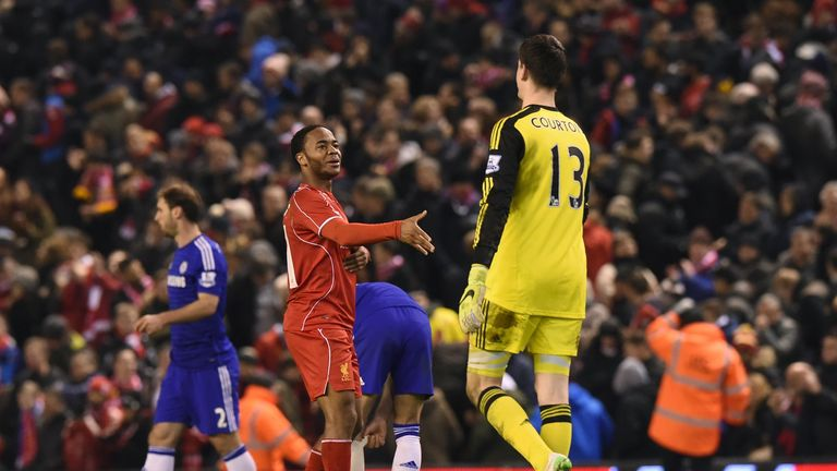 Capital One Cup Liverpool Leave Chelsea Relying On Luck And Thibaut