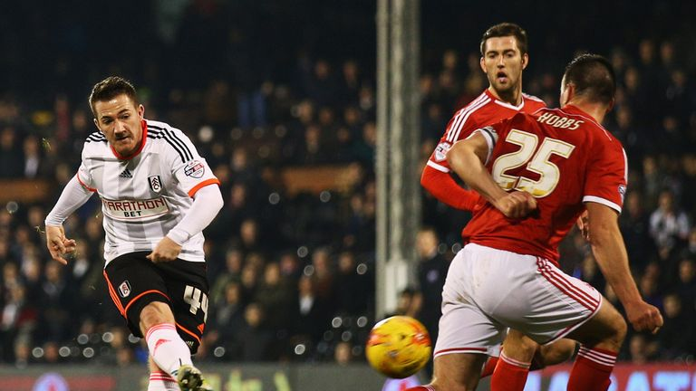 Ross McCormack: Scores his second goal against Forest
