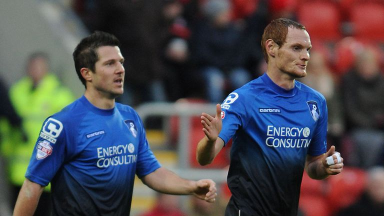 Shaun MacDonald: Started Bournemouth's attack with the equalising goal at the New York Stadium
