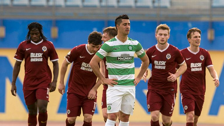 Beram Kayal: Set for move from Celtic to Brighton