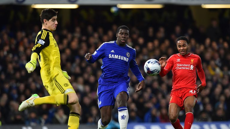 Kurt Zouma had a largely positive night but must cut out those occasional errors
