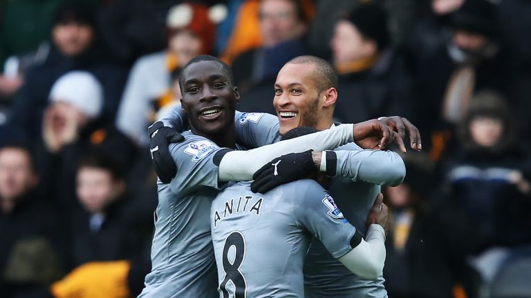 Newcastle enjoyed a 3-0 win at struggling Hull last weekend