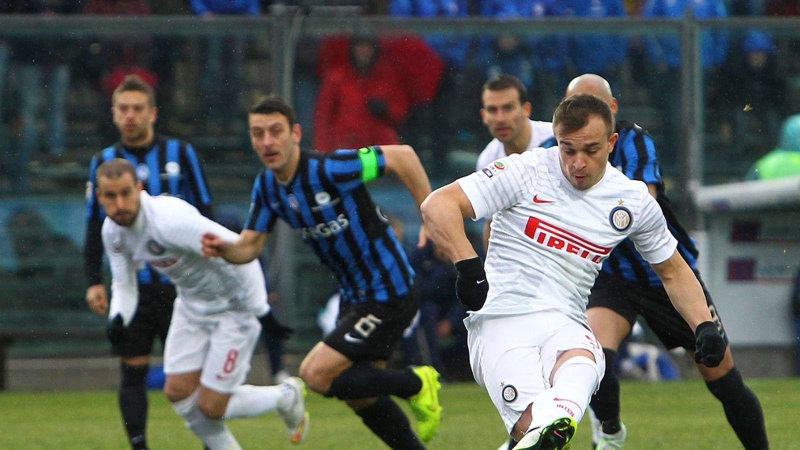 Atalanta 1 - 4 Inter - Match Report & Highlights