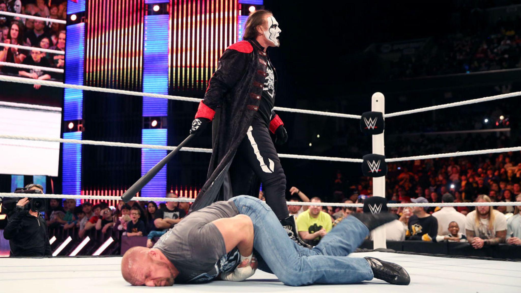 Fastlane 2015: Roman Reigns beats Daniel Bryan, heads to WrestleMania   WWE  News   Sky Sports