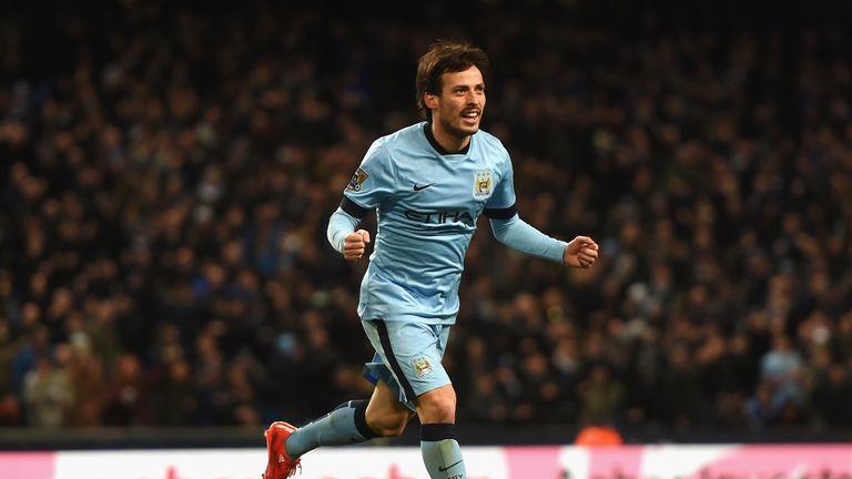 David Silva: Key to City's title hopes, according to Redknapp